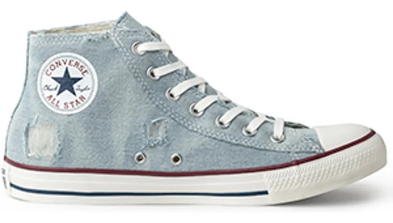 Tênis Converse All Star Original Azul Céu - Ct1197