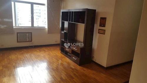 Apartamento À Venda, 82 M² Por R$ 550.000,00 - Icaraí - Niterói/rj - Ap36876
