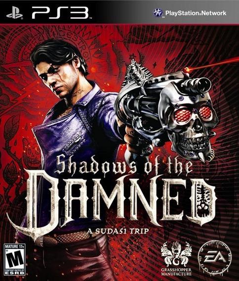 Shadows Of The Damned Original Ps3 Midia Fisica