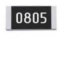 Resistor 10k - Smd 0805 - 1/8w 5% (lote De 500 Peças)