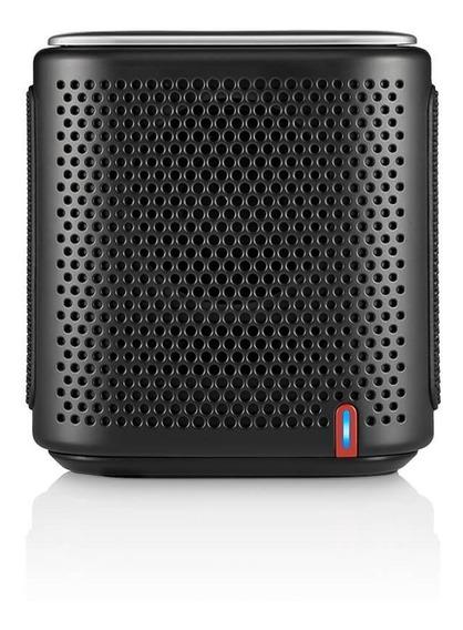 Caixa De Som Mini Bluetooth 10w Rms Preta Pulse - Sp236