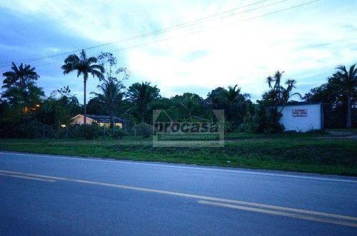 Imagem 1 de 8 de Sítio Com 2 Dormitórios À Venda, 120000 M² Por R$ 420.000 - Área Rural - Manaus/am - Si0161