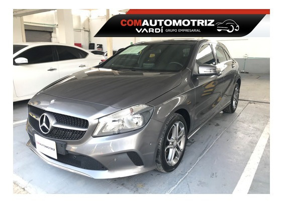 Mercedes Benz A200 Essential Id 37469 Modelo 2017