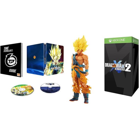 Dragon Ball Xenoverse 2 Collector's Edition Xbox One