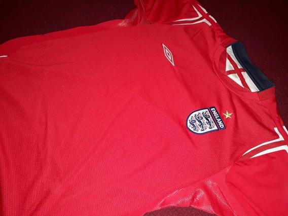 Camiseta Inglaterra Alternativa 2006