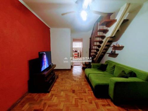 Sobrado Com 2 Dormitórios À Venda, 124 M² Por R$ 450.000,00 - Jardim Das Camélias (zona Sul) - São Paulo/sp - So3510