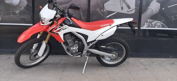 Moto Honda Crf 250 L