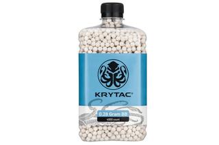 Krytac Bbs 0,28 Gr Airsoft Original 4000 Un Com Nota Fiscal