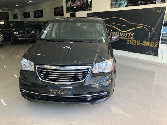Chrysler Town & Country 2012 3.6 Touring 5p Blindada Novissi