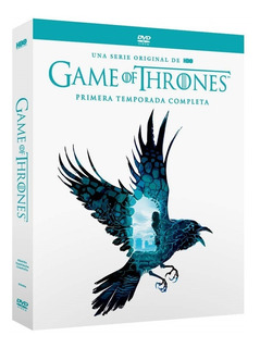 Game Of Thrones Juego Tronos Temporada 1 Nueva Edicion Dvd