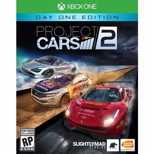 Project Cars 2 - Xbox One - Nacional