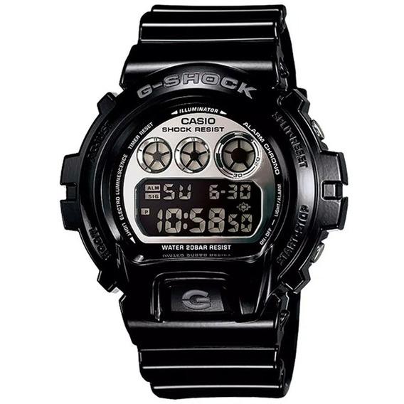 Relógio Casio G-shock Masculino Dw-6900nb-1dr Garantia E Nf