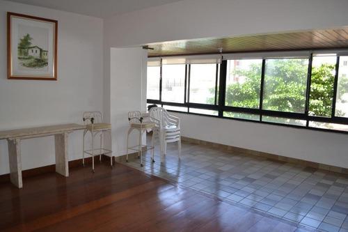 Apartamento, 4 Quartos - Pituba - 451