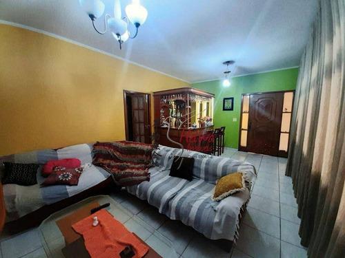 Imagem 1 de 27 de Sobrado Com 3 Dormitórios À Venda, 400 M² Por R$ 550.000,00 - Vila Jaguara - São Paulo/sp - So0926