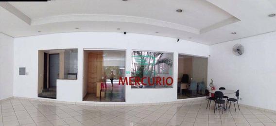 Loja Para Alugar, 190 M² Por R$ 3.800,00/mês - Vila Galvão - Bauru/sp - Lo0056