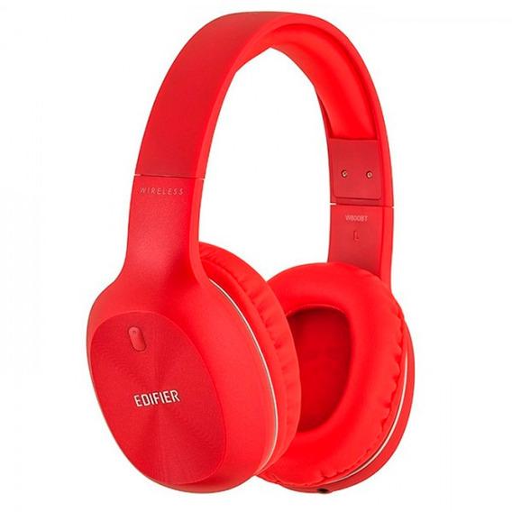 Headphone Hi-fi W800bt Bluetooth Edifier Vermelho Oferta!