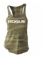 Rogue Women Basic Tank Crossfit Envio Gratis