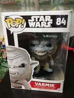 Figura Funko Pop! # 84 Star Wars Varmik