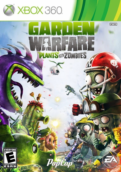Plantas Vs Zombies Garden Warfare