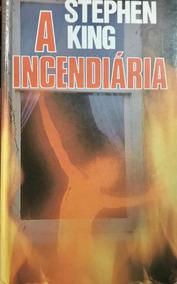 Livro A Incendiária