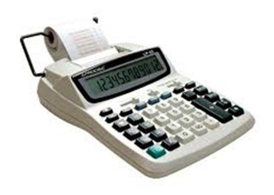 Calculadora De Impressão 12 Dígitos Procalc Lp25