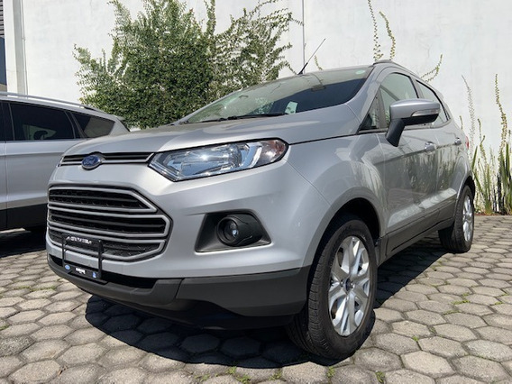 Ford Ecosport Trend At 2017