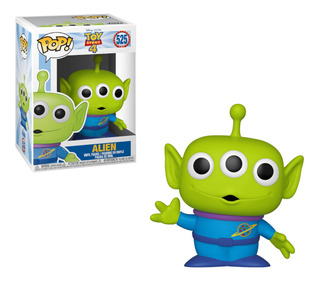 Funko Pop #525 - Alien - Toy Story 4 - Disney Pixar