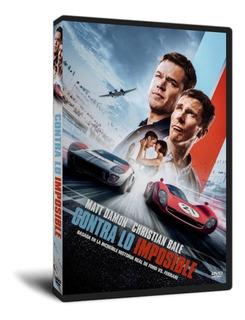 Ford Vs Ferrari (2019) Dvd Inglés - Subtítulos