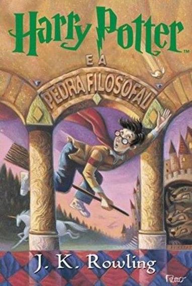 Harry Potter E A Pedra Filosofal - V. 01
