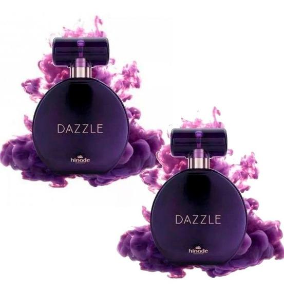2 Perfume Hinode Dazzle Feminino Top Brasil Fragrância