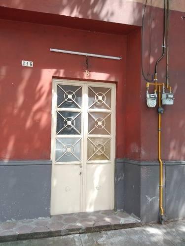 Amplia Casa Duplex En Planta Baja, Cerca De Metro Chabacano