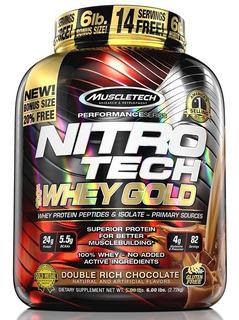 Gold 100% Nitrotech 5.5lbs