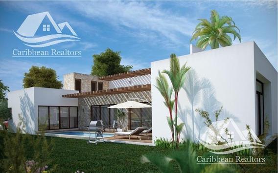Casa En Venta En Riviera Maya/avenida Del Mar