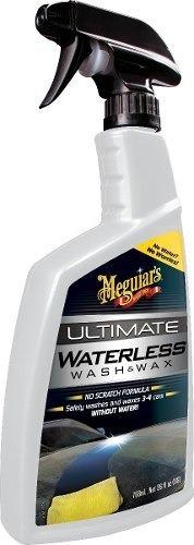 Ultimate Waterless Wash & Wax P/meguiars #1039 Meguiars