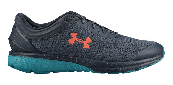 Tenis Under Armour Correr Charged Escape 3 Azul