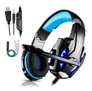 Auriculares Gaming Ps4,cascos Gaming De Mac Estéreo Con Micr