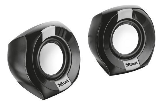 Caixa De Som Polo Compact 2.0 Usb 8w - 20943 - Trust