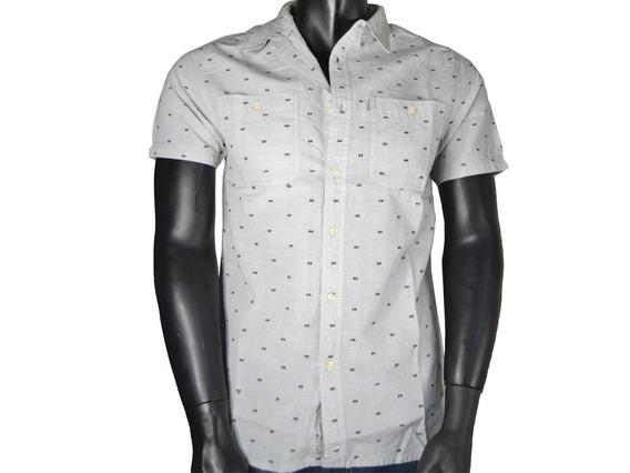 Camisas Casuales Caballeros Cat M2610291-l