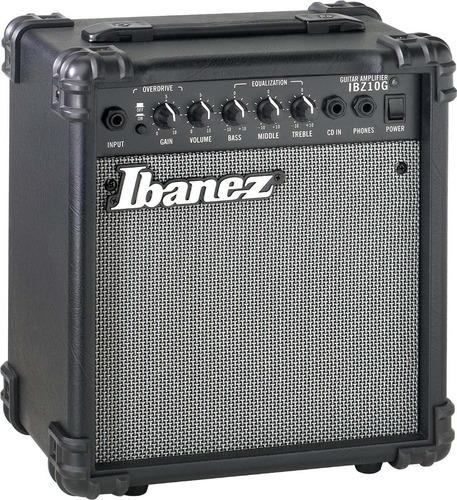 Amplificador Guitarra Ibanez Ibz10g 10w