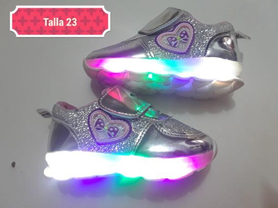Zapato Niña Con Luces