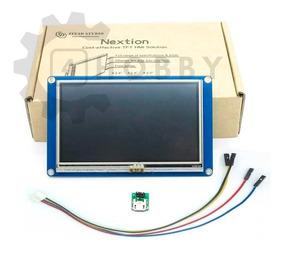 Tela Lcd Nextion 4.3 Pol. Touch Tft Arduino Raspberry*100311