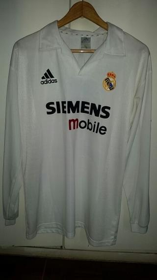Camisa Raríssima Do Real Madrid Centenário Ronaldo Fenomeno