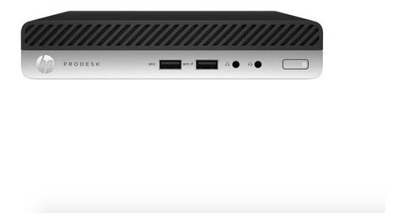 Computador Mini Hp Prodesk 400 G3 Intel Cel 4gb 500gb W10