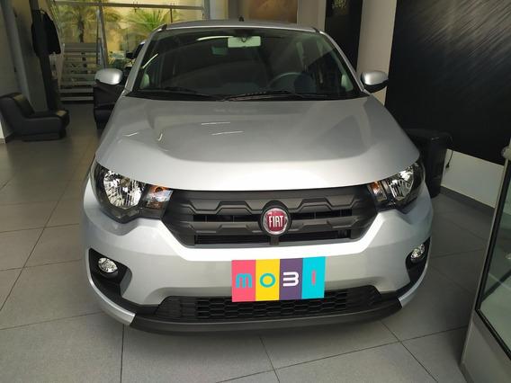 Nuevo Fiat Mobi 2020