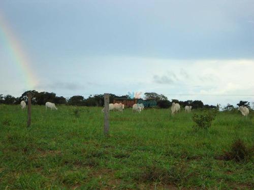 Fazenda À Venda, 19690000 M² Por R$ 24.000.000,00 - Zona Rural - Sapezal/mt - Fa0003