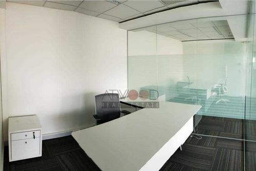 Oficina Metro Manquehue / Edificio Clase A
