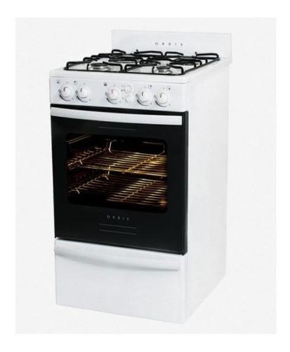 Imagen 1 de 3 de Cocina Orbis Macrovision 2 Blanca 50cm 558bc2 Luz Digiya