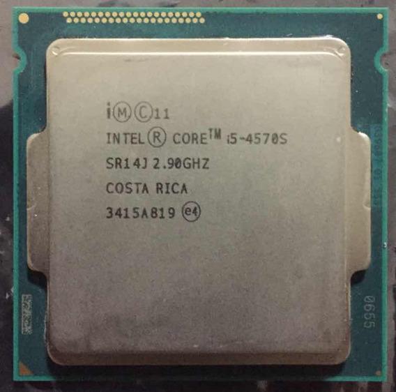 Processador Intel Core I5-4570s Lga1150 2,90ghz 6m