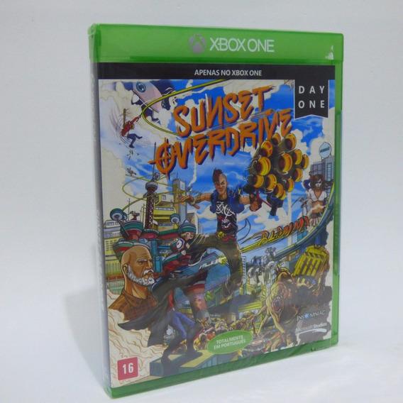 Jogo Sunset Overdrive- Xbox One Original - Lacrado