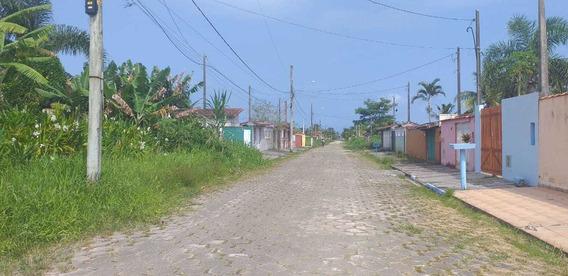 Terreno Lado Praia Em Itanhaém.